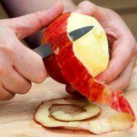 پوست میوه ها را نخورید