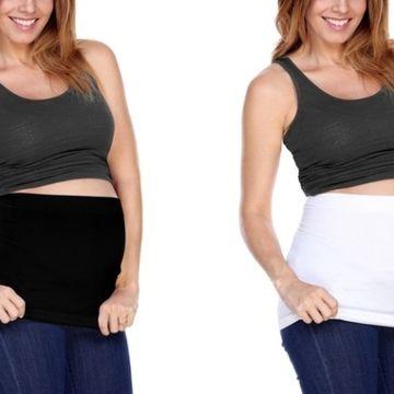 نقش شکم بند و کرست مخصوص حاملگی چیست ؟