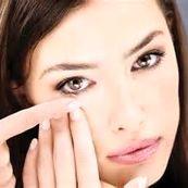 نکات مهم استفاده از لنز در آرایش چشم
