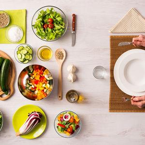 |چطور مغز خود را به انتخاب مواد غذایی سالم عادت دهیم