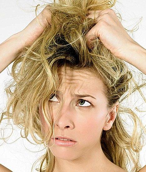 با موهای زبر و خشن چه باید کرد؟