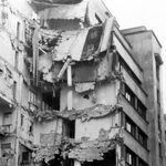 راه های نجات از زلزله تهران