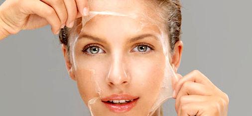 مراحل آماده سازی پوست برای ماسک گذاری