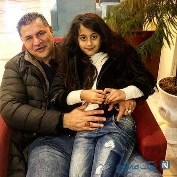 دختر لاکچری و جذاب علی دایی در آمریکا | دنیز دایی کیست؟