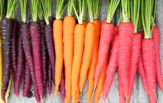 فواید هویج