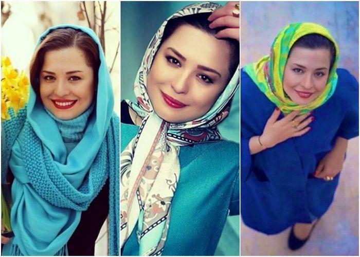 فوری/ مهراوه شریفی نیا داغدار شد + عکس