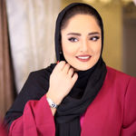 خوش گذرانی نرگس محمدی + عکس