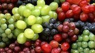 فواید انگور برای پوست