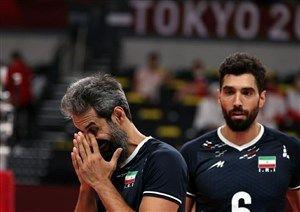 سعید معروف از والیبال خداحافظی کرد؟ + عکس