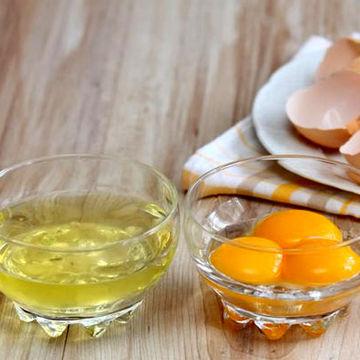 تاثیر شگفت انگیز تخم مرغ بر پوست و مو