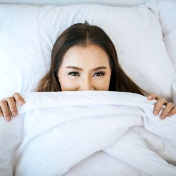 با چهره ای زیبا از خواب بیدار شویم
