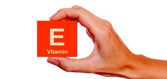 با ویتامین E و pp بیشتر آشنا شوید