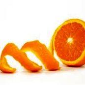 پوستی نرم و سفید با پرتقال