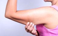 ورزشی برای سفت کردن بازوهای شل