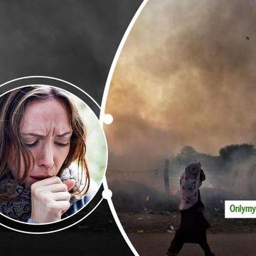 علائمی که نشان می دهد آلودگی بر سلامت شما تاثیر داشته است