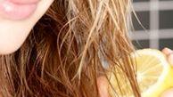 آب لیمو، موها را زیبا و شاداب می کند