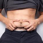 علل ایجاد چربی های شکم را بدانید