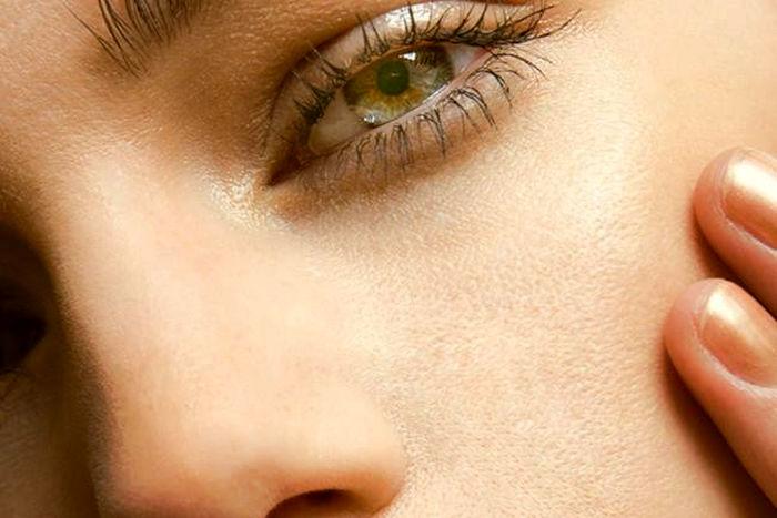 لوسیون قابض جهت بستن منافذ پوست
