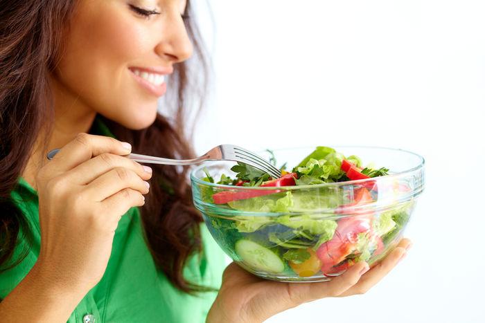 تقویت مو از طریق رژیم غذایی
