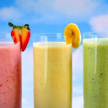 شیرهای طعم دار جایگزین خوراکی های مضر برای کودکان