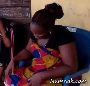 این زن بعد از 2 سال بارداری بز زایید ( تصاویر +14)