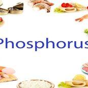 نقش مهم و حیرت آور فسفر در بدن