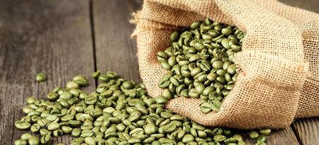 تاثیر شگفت انگیز قهوه سبز در لاغری