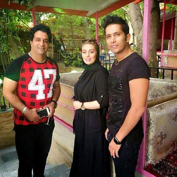 ازدواج مجدد سحر قریشی رسمی شد+عکس
