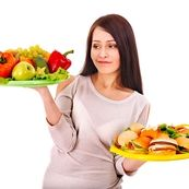 انتخاب سالم غذایی داشته باشید