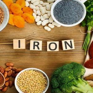علائم کمبود آهن در بدن چیست ؟