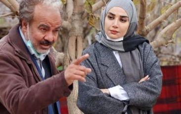 جشن تولد هدی استواری بازیگر سریال نون خ / تصاویر هدی استواری