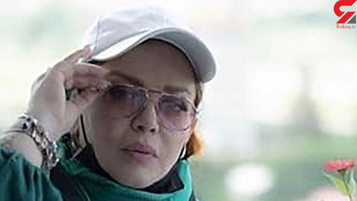 جنجالی شدن  دعوای بهاره رهنما و همسرش در لایو ! + عکس