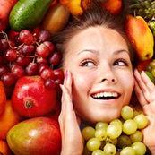 اهمیت رژیم غذایی مغذی برای رشد سریع تر موها