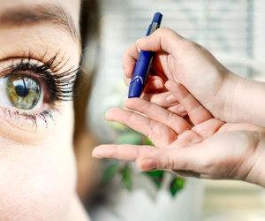 دلیلی که دیابتی ها باید  خیلی مراقب چشم های خود باشن