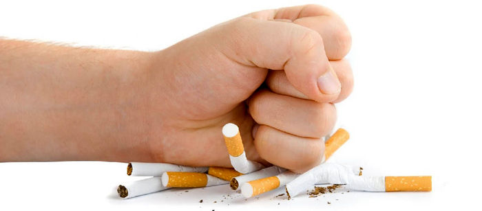 پنج کمک برای ترک سیگار