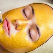فواید زردچوبه برای پوست