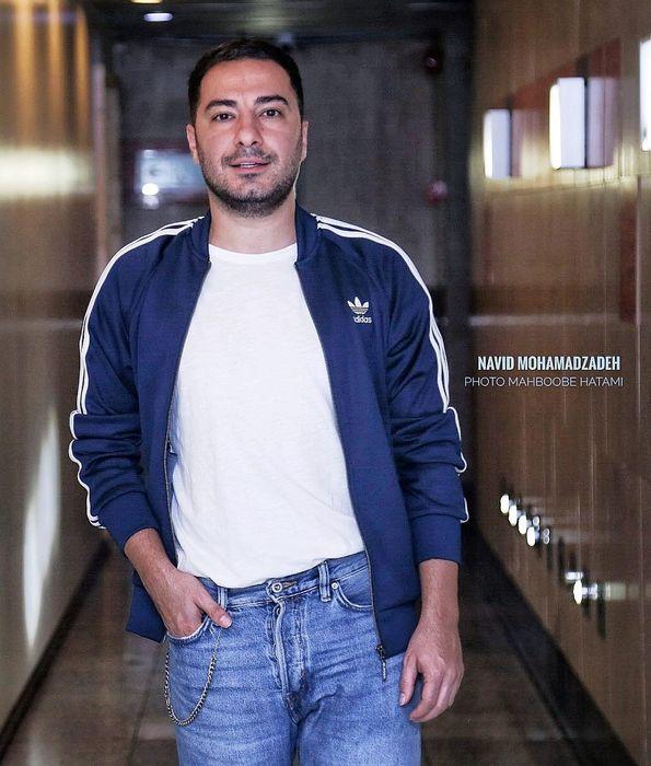 طلاق نوید محمدزاده و فرشته حسینی   تصاویر نوید محمدزاده و همسرش