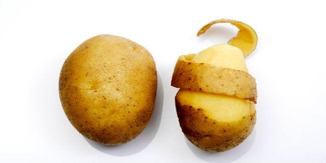 5 دلیل برای نگهداری پوست سیب زمینی