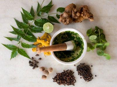 تقویت مو با داروهای گیاهی(۱)