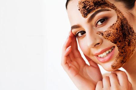 با ماسک قهوه از پیری پوست جلوگیری کنید