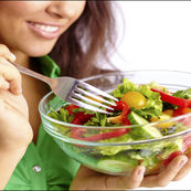 اطلاعات تغذیه ای در هر وعده غذایی