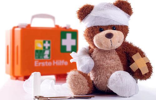 دانستن کمکهای اولیه در هنگام برخورد با کودکان