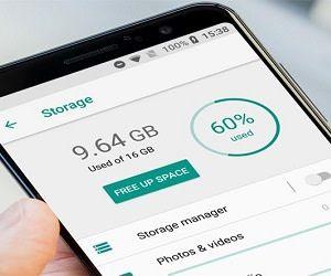 با این روش ها حافظه گوشی موبایلتان را افزایش دهید