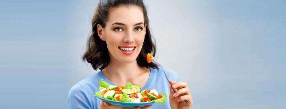 تاثیر فوق العاده سبزیجات در جوان ماندن خانم ها
