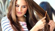 موها را قبل از شستشو شانه بزنید نه بعد از آن!