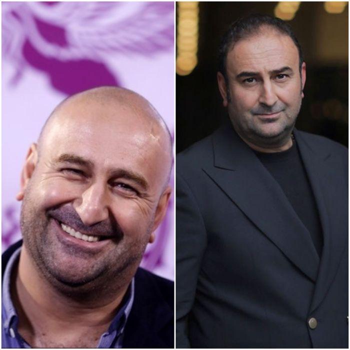 کار زشت مهران احمدی جلوی چشم مردم + عکس
