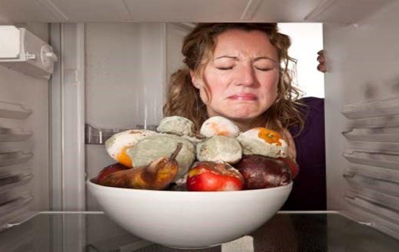روش های سریع برای رفع بوی بد یخچال