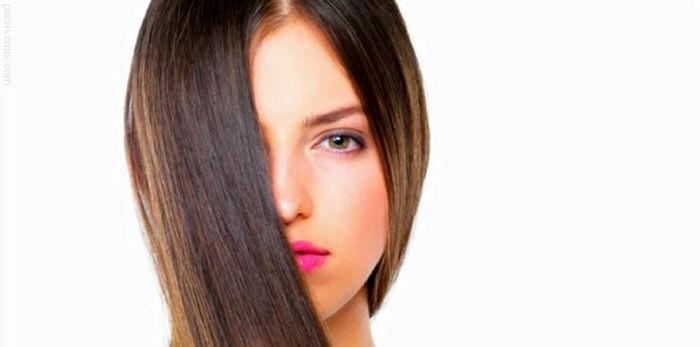 موها را با این روش، به طور طبیعی صاف و لخت کنید