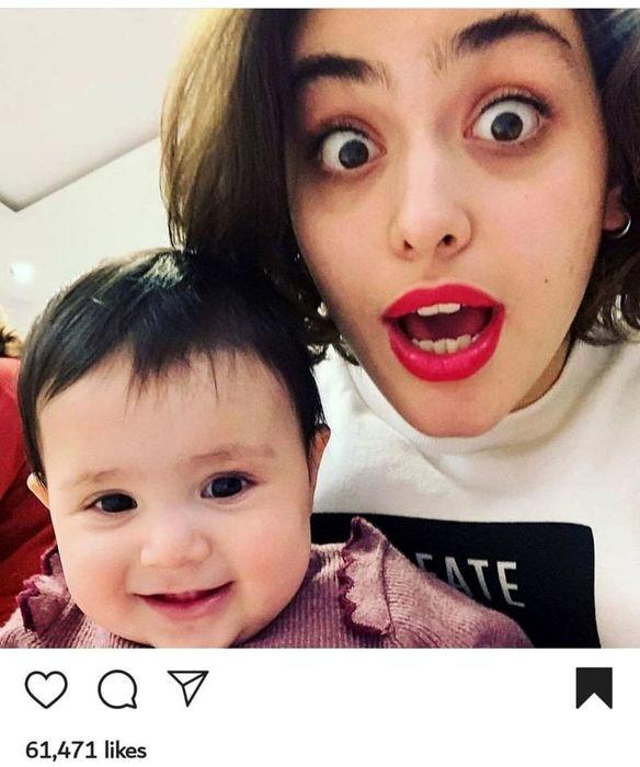 ریحانه پارسا در استانبول باردار شد!+عکس جنجالی