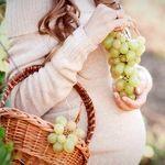 خواص بی نظیر انگور در دوران بارداری